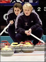 Britain Womens Curling