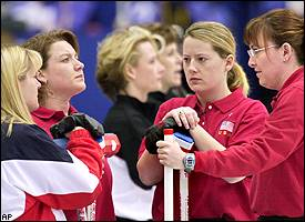 U.S. women's curling