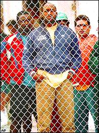 Cuban baseball players