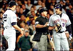 Roger Clemens, Mike Piazza