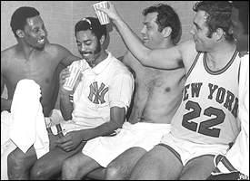 Walt Frazier and the 1970 Knicks