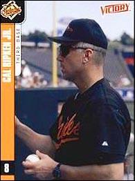 Cal Ripken Jr. card