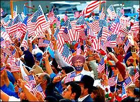 Flag Vigil