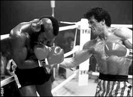Rocky III: Rocky vs. Clubber Lang