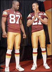 ESPN.com - Page2 - Washington Redskins new uniforms
