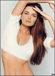 topless Paulina porizkova