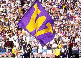 Washington Huskies fans