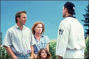 Kevin Costner, Amy Madigan, Dwier Brown