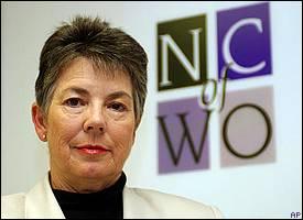 NCWO Chair Martha Burk
