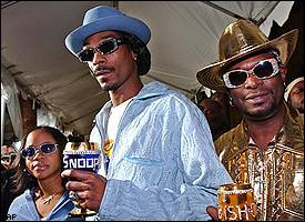 Shantay Taylor, Snoop Dogg, The Bishop