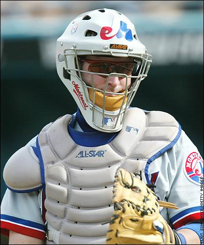 I Miss When Catchers Had Designs On Their Helmets Baseball