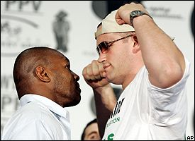 Mike Tyson & Kevin McBride