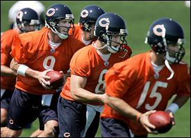 Chicago Bears QBs