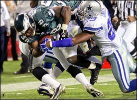 Brian Westbrook: Eagles loss to Cowboys