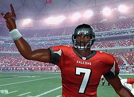 Madden NFL 06 Michael Vick