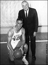 Glory Road: Pat Riley and Adolph Rupp