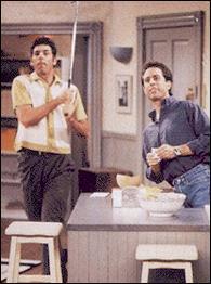 Kramer of 'Seinfeld'