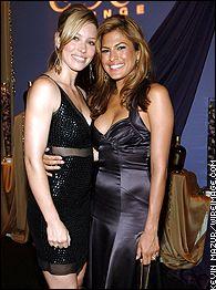 Eva Mendes and Jessica Biel