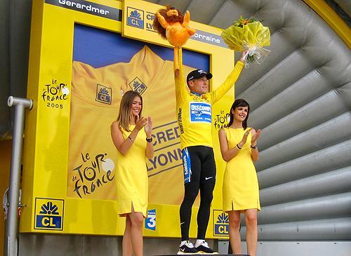 Lance Armstrong Photo Album