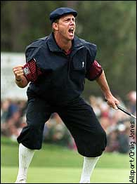 Golf Online US Open Men 2000 Memory Of