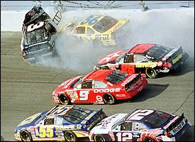 Dale Earnhardt Crash Investigation ESPN.com - Page2 - Ear...