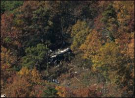 Henricks Plane Crash Auto Racing on Rescue Personnel Work At The Crash Site Monday In Patrick Springs  Va