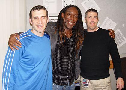Doug, Boyd and Jeff