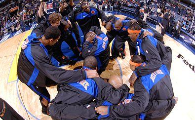 Knicks now