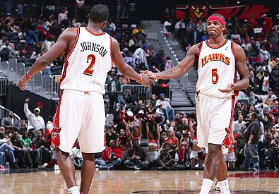 Joe Johnson, Josh Smith