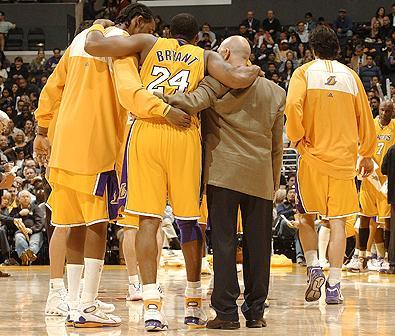 Kobe hobbled