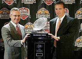 Jim Tressel, Urban Meyer