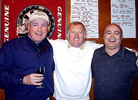 Dave, Ronnie and Dave McNally