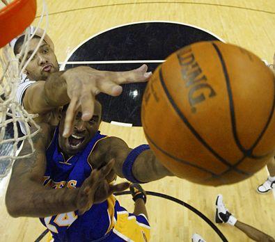 Kobe and Duncan