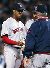 Pedro Martinez, Grady Little