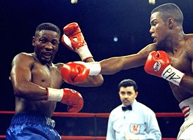 Pernell Whitaker