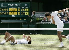 Marcelo Melo and Andre Sa