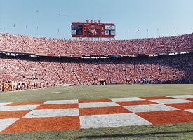 Tennessee Checkerboard