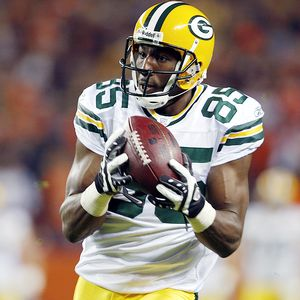 nfl ap jennings 300 The Top 10 Ranked Fantasy Wide outs for the 2009 NFL Season