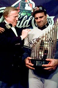 George Steinbrenner and Joe Torre