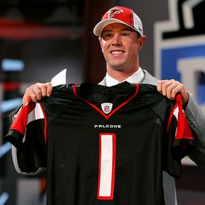 Matt Ryan: Top Draft Choice picked by the Atlanta Falcons