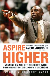 Avery Johnson Book cover