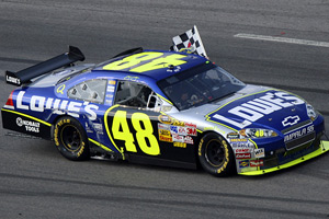 Jimmie Johnson