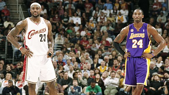 WHO IS BETTER KOBE OR LEBRON - CreateDebate