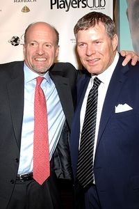 Jim Cramer and Lenny Dykstra