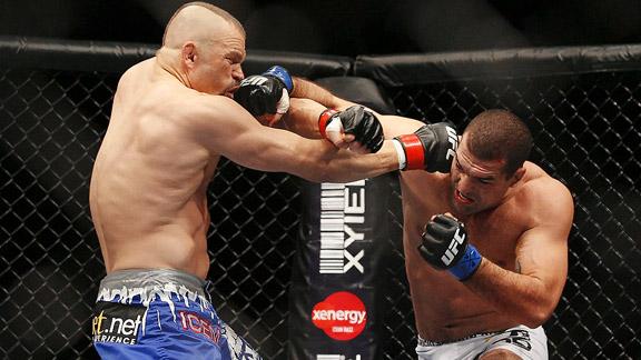 Chuck Liddell Mauricio Rua MMA UFC