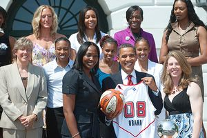 Detroit Shock and President Obama