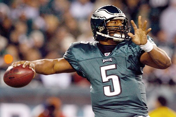 McNabb To Retire An Eagle; Eagles Sign RB Jones