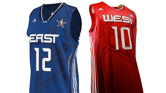 NBA All-Star Game uniforms