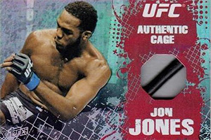 Jon Jones card