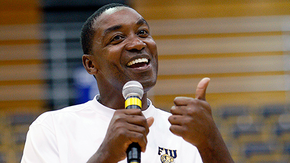 Isiah Thomas was not a successful college coach, but might things have gone differently at IU?